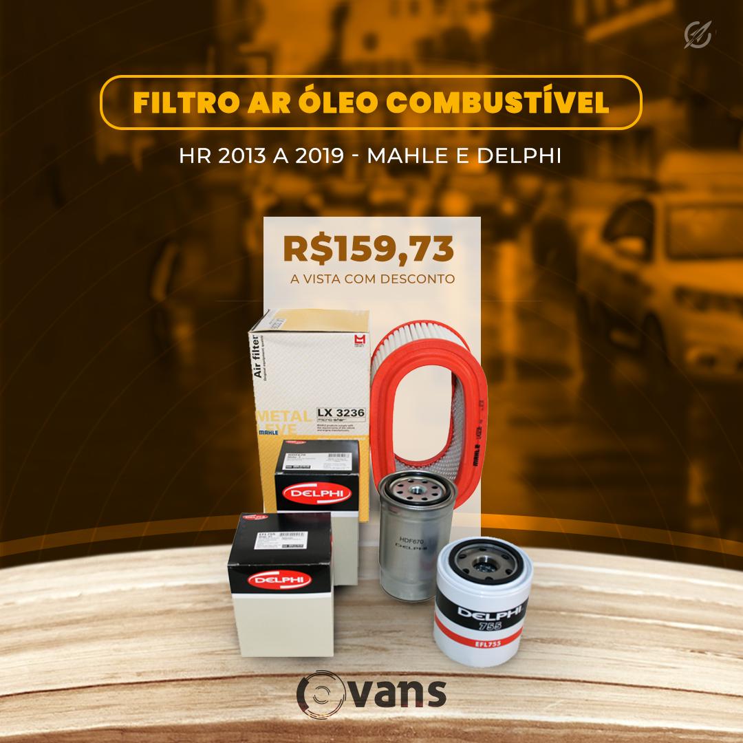 VANS AUTOPEÇAS - Filtro de combustível