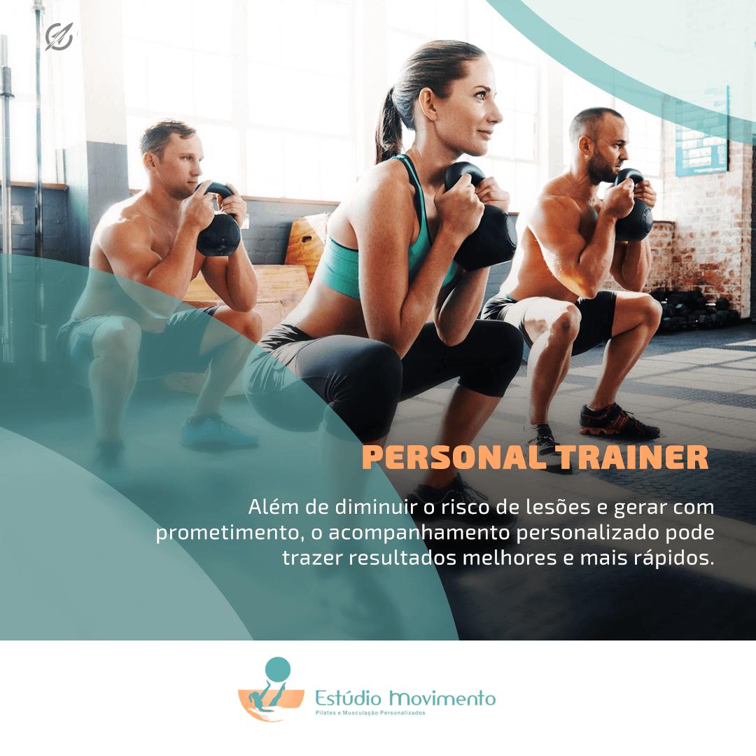 Estúdio movimento - Personal Trainner