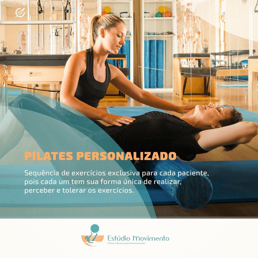 Estúdio movimento - Pilates