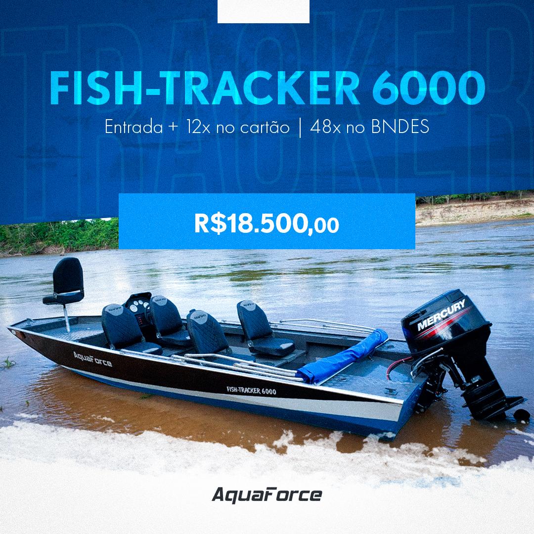 AQUAFORCE - Fish tracker 6000