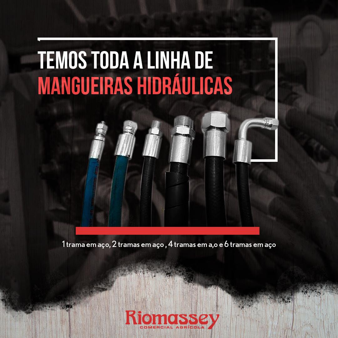 RIOMASSEY - Linha DE MANGUEIRAS