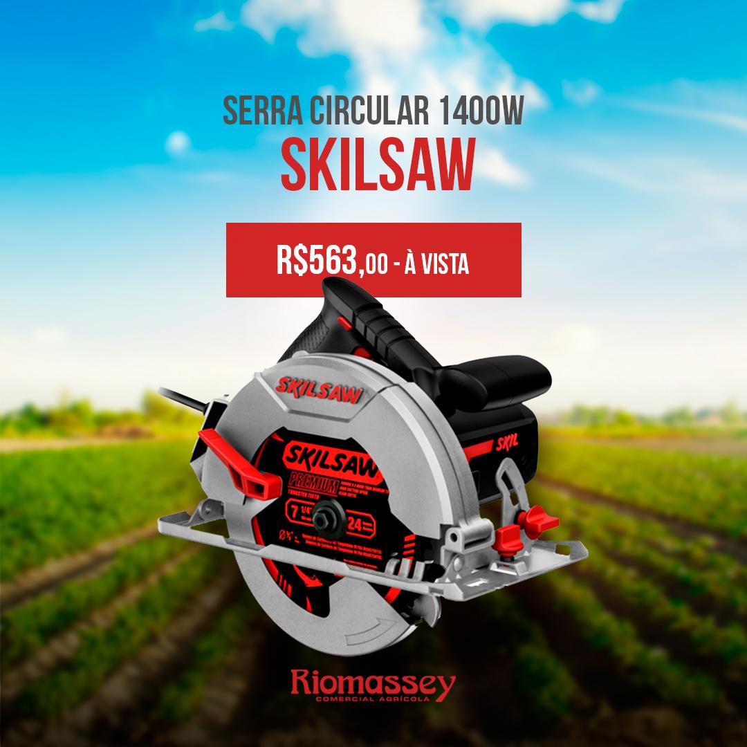 RIOMASSEY - Serra Circular 714 - 184mm