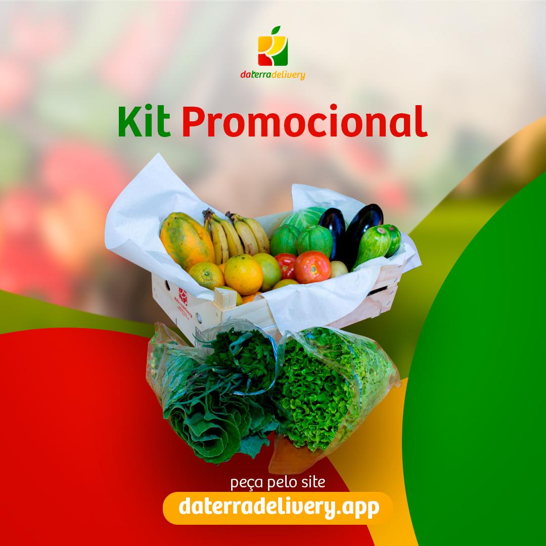 DATERRA - Posts Kit promocional
